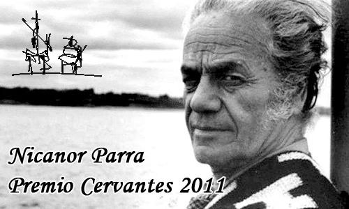 Premio Cervantes 2011