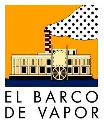 """VIAJAR EN UN """"BARCO DE VAPOR"""""""